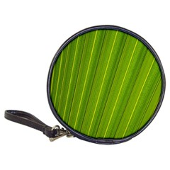 Green Leaf Pattern Plant Classic 20-CD Wallets