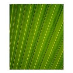 Green Leaf Pattern Plant Shower Curtain 60  x 72  (Medium)