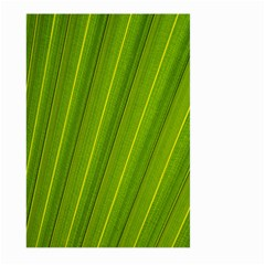 Green Leaf Pattern Plant Large Garden Flag (two Sides)
