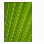 Green Leaf Pattern Plant Large Garden Flag (Two Sides) Back