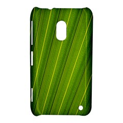 Green Leaf Pattern Plant Nokia Lumia 620