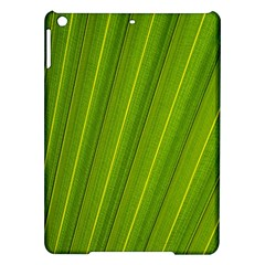 Green Leaf Pattern Plant iPad Air Hardshell Cases