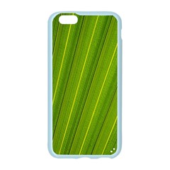Green Leaf Pattern Plant Apple Seamless iPhone 6/6S Case (Color)