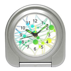 Network Connection Structure Knot Travel Alarm Clocks