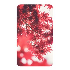 Maple Leaves Red Autumn Fall Memory Card Reader