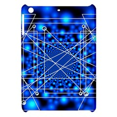 Network Connection Structure Knot Apple iPad Mini Hardshell Case