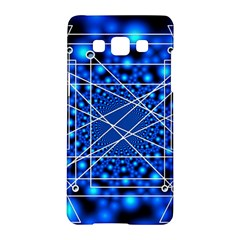 Network Connection Structure Knot Samsung Galaxy A5 Hardshell Case