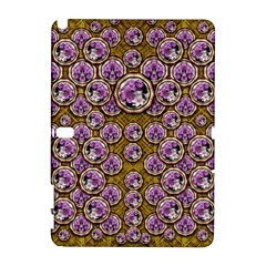 Gold Plates With Magic Flowers Raining Down Galaxy Note 1