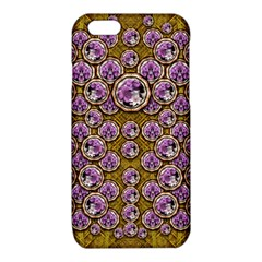 Gold Plates With Magic Flowers Raining Down iPhone 6/6S TPU Case