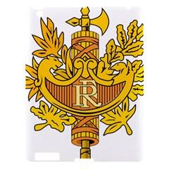 National Emblem of France  Apple iPad 3/4 Hardshell Case