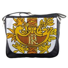 National Emblem of France  Messenger Bags