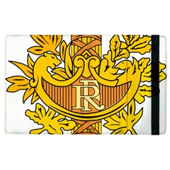 National Emblem of France  Apple iPad 3/4 Flip Case