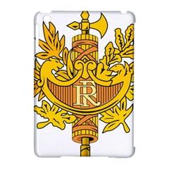National Emblem of France  Apple iPad Mini Hardshell Case (Compatible with Smart Cover)