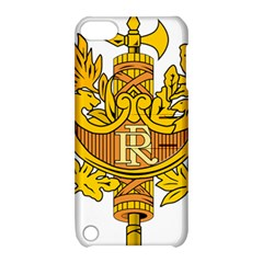 National Emblem of France  Apple iPod Touch 5 Hardshell Case with Stand