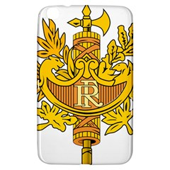 National Emblem of France  Samsung Galaxy Tab 3 (8 ) T3100 Hardshell Case