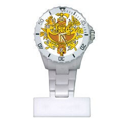 National Emblem of France  Plastic Nurses Watch