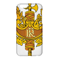 National Emblem of France  Apple iPhone 6 Plus/6S Plus Hardshell Case