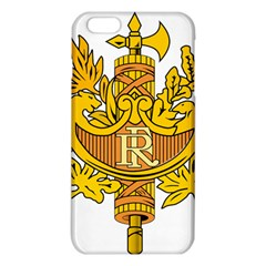 National Emblem of France  iPhone 6 Plus/6S Plus TPU Case