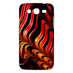 Fractal Mathematics Abstract Samsung Galaxy Mega 5.8 I9152 Hardshell Case