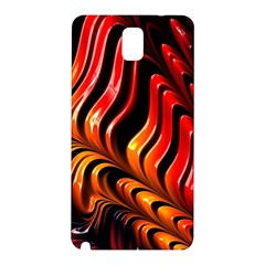 Fractal Mathematics Abstract Samsung Galaxy Note 3 N9005 Hardshell Back Case