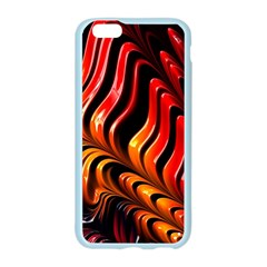 Fractal Mathematics Abstract Apple Seamless iPhone 6/6S Case (Color)