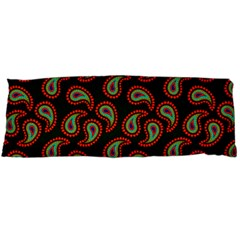 Pattern Abstract Paisley Swirls Body Pillow Case Dakimakura (two Sides)