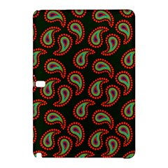 Pattern Abstract Paisley Swirls Samsung Galaxy Tab Pro 10.1 Hardshell Case