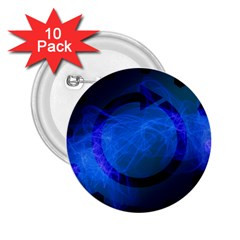 Particles Gear Circuit District 2.25  Buttons (10 pack)