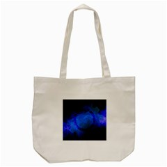Particles Gear Circuit District Tote Bag (cream)