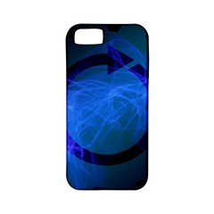Particles Gear Circuit District Apple iPhone 5 Classic Hardshell Case (PC+Silicone)