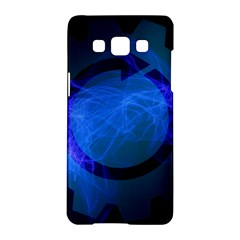 Particles Gear Circuit District Samsung Galaxy A5 Hardshell Case