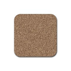 Mosaic Pattern Background Rubber Square Coaster (4 pack)