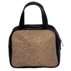 Mosaic Pattern Background Classic Handbags (2 Sides)