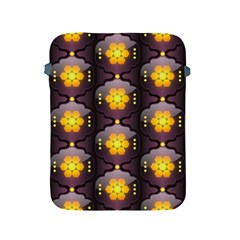 Pattern Background Yellow Bright Apple iPad 2/3/4 Protective Soft Cases