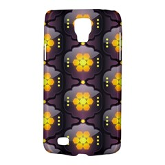 Pattern Background Yellow Bright Galaxy S4 Active