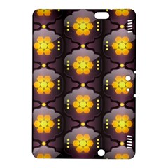 Pattern Background Yellow Bright Kindle Fire HDX 8.9  Hardshell Case