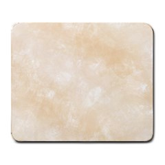 Pattern Background Beige Cream Large Mousepads
