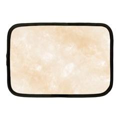 Pattern Background Beige Cream Netbook Case (medium)