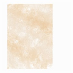 Pattern Background Beige Cream Small Garden Flag (two Sides)