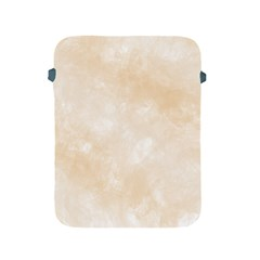 Pattern Background Beige Cream Apple Ipad 2/3/4 Protective Soft Cases