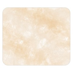 Pattern Background Beige Cream Double Sided Flano Blanket (Small)