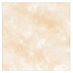 Pattern Background Beige Cream Large Satin Scarf (Square)