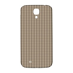 Pattern Background Stripes Karos Samsung Galaxy S4 I9500/I9505  Hardshell Back Case