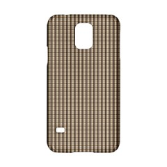Pattern Background Stripes Karos Samsung Galaxy S5 Hardshell Case