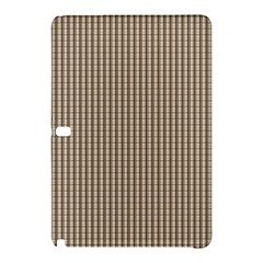 Pattern Background Stripes Karos Samsung Galaxy Tab Pro 10.1 Hardshell Case