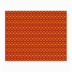 Pattern Creative Background Small Glasses Cloth