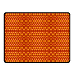 Pattern Creative Background Fleece Blanket (Small)