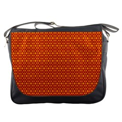 Pattern Creative Background Messenger Bags