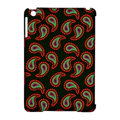 Pattern Abstract Paisley Swirls Apple iPad Mini Hardshell Case (Compatible with Smart Cover)