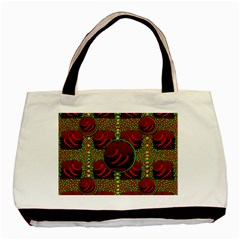 Spanish And Hot Basic Tote Bag (two Sides)